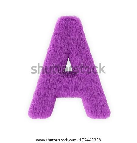 Furry Alphabet