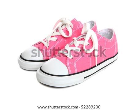 Girl Shoes Clipart Girls Tennis Shoe Clipart