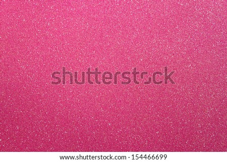 pink glitter background.