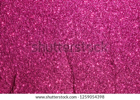 Pink glitter texture christmas abstract background #1259054398