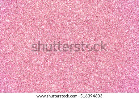 Photo of  pink glitter texture christmas abstract background