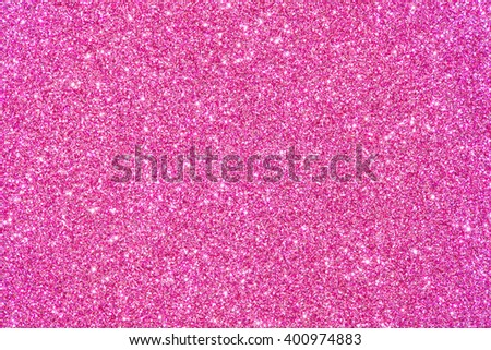 pink glitter texture christmas background #400974883