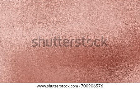 Pink gold foil paper decorative texture background for artwork #700906576