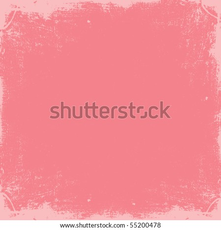 Pink Grungy Textured Background