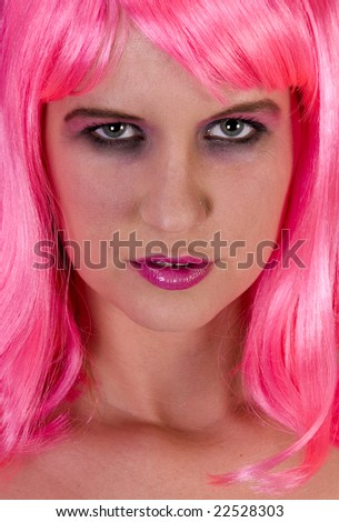 Pink Hair New Punk Color Styles Styles Styles 29