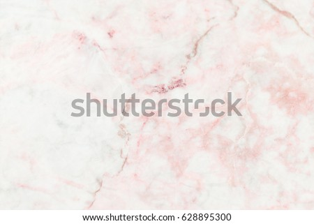 Pink marble texture with lots of bold contrasting veining (Natural pattern for backdrop or background, Can also be used for create surface effect to architectural slab, ceramic floor and wall tiles)