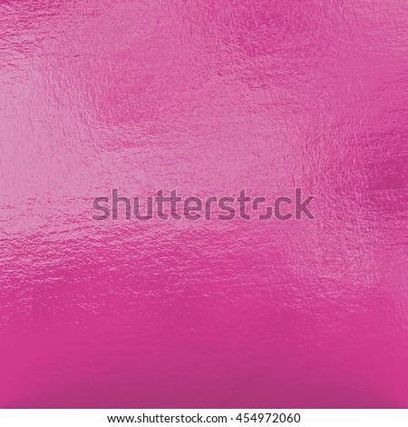 Pink Metallic Foil