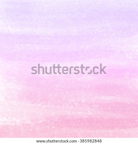 Pink Ombre Watercolor Painted Background.