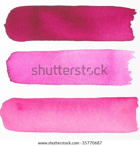 pink paint stripe background