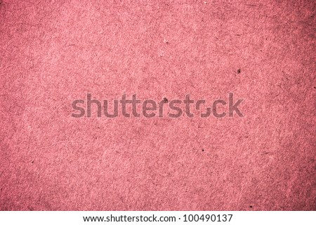 Pink paper texture for background usage