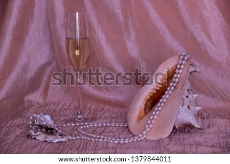 Pink pearl fantasy. #1379844011