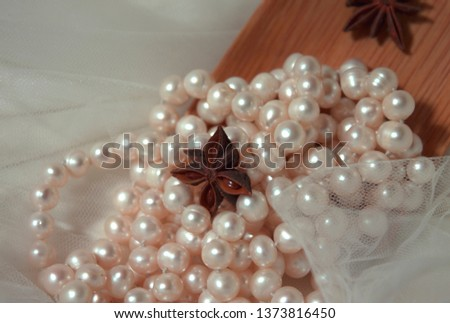 pink pearls and stars of badian #1373816450