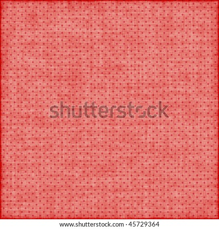Pink Polka Dot Textured Pattern