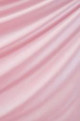 pink satin sheet