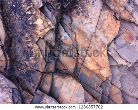 pink stone background, rock formation, geological formations #1286857702