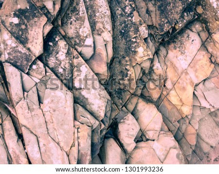 pink stone background, rock formation, geological formations #1301993236