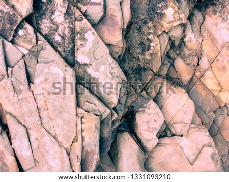 pink stone background, rock formation, geological formations #1331093210