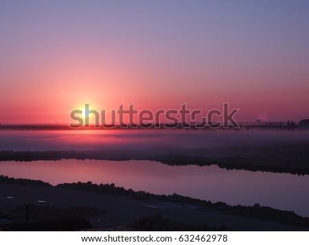 Pink Sunrise #632462978