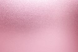Pink texture background. Foi metal glitter