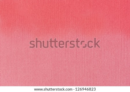 pink textured paper, two shade - stock photo