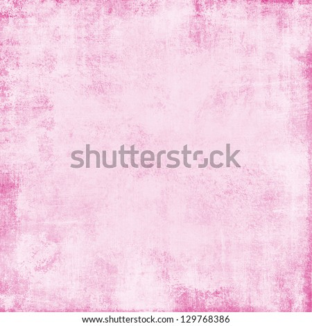 Pink vintage texture background