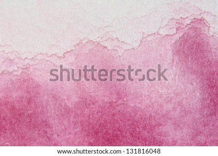 Pink Watercolor Textures 4