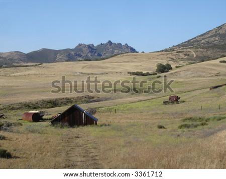 Pinnacles National Monument in California
