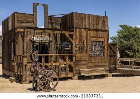 pioneertown  california   aug...