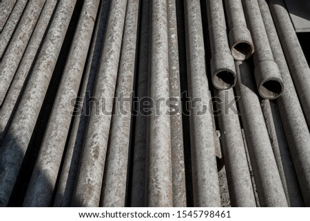 Pipes in the oil industry. Oil industry #1545798461