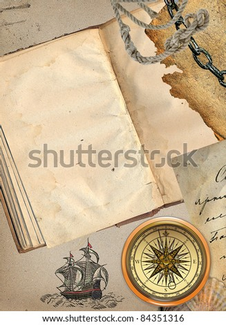stock photo : Pirate book. Save to a lightbox ▼. Please Login.