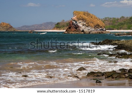 Pirate's Bay, Costa Rica