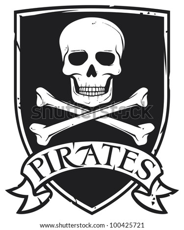 pirate symbol (coat of arms)