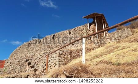 Pisac, Cusco, Peru, Latin America, South America #1498255262