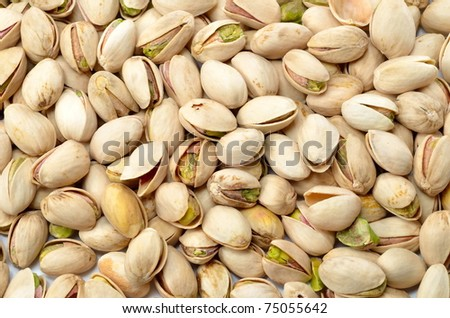 pistachio - stock photo