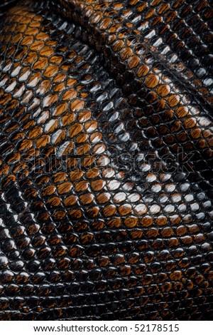 Piton leather