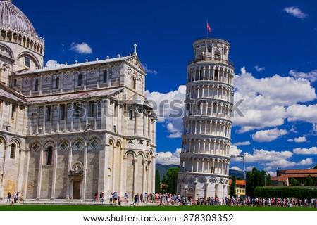 Piza tower