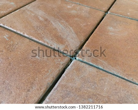 place new tiles when tiling on the floor #1382211716