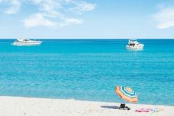 Plage de Saleccia, Corsica, France