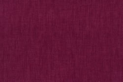 Plain red coloured fabric background