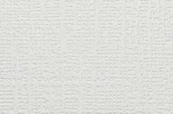 Plain white textured cardstock, full frame background image with copy space.
