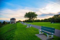 Plains of Abraham, Quebec City