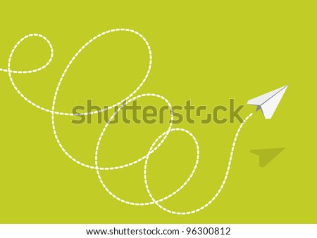 Plane of the paper