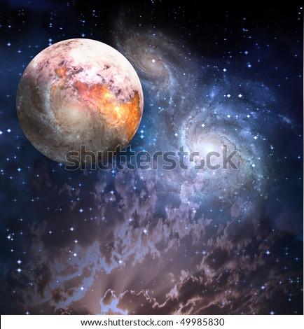Stock Photo Planet