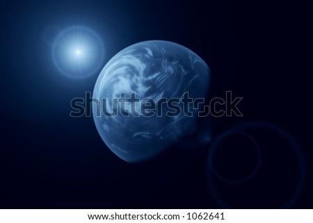 Planet B.