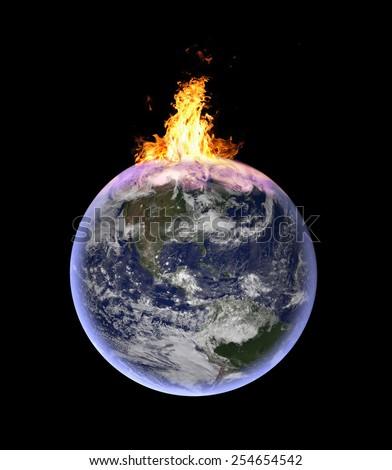 essay on global environmental crisis