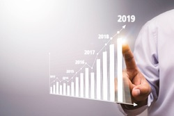 Plans to increase business growth and an increase in the indicators of positive growth in 2019.