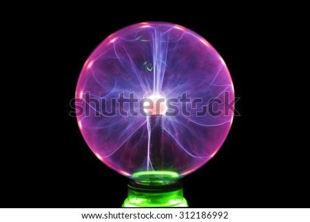 Plasma lamp #312186992