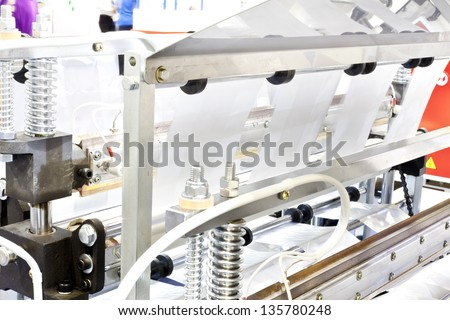 Industrial plastic granules background Images and Stock