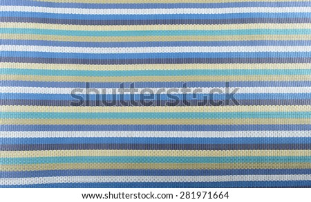Plastic mat for pattern background.  #281971664