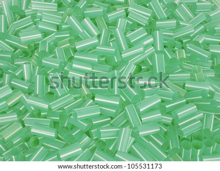 Plastic or plastic for the manufacturing industry.